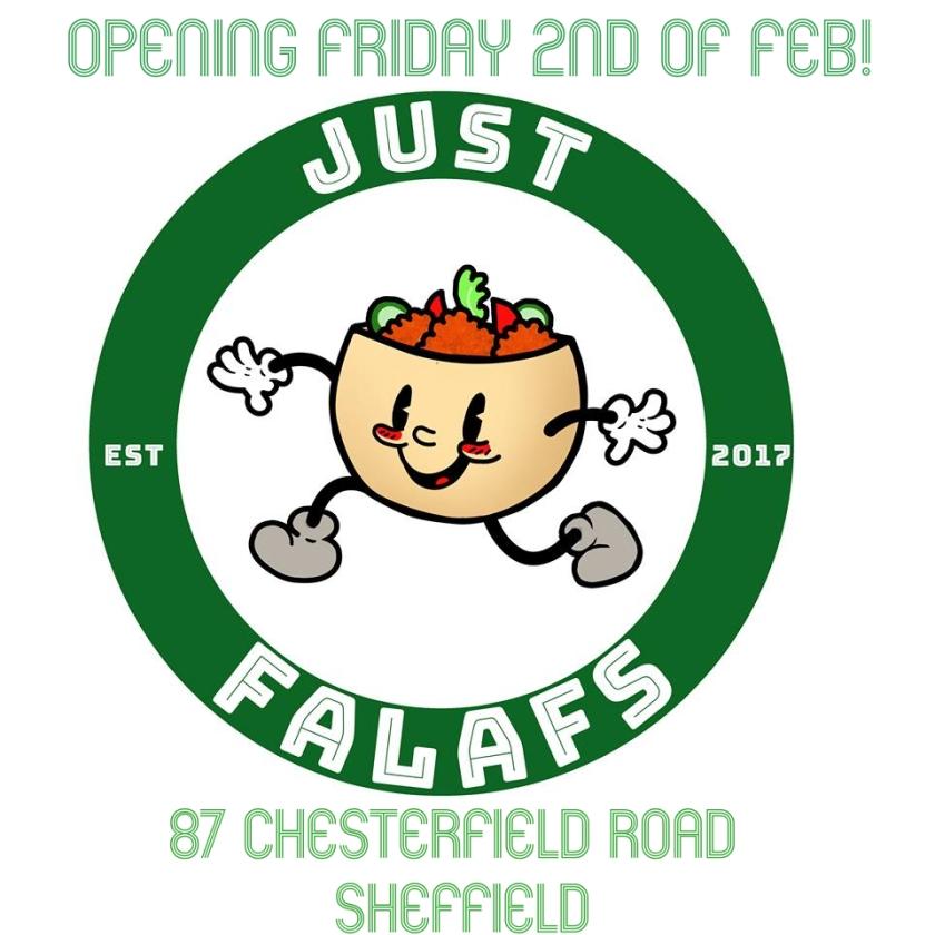 Just Falafs Opening