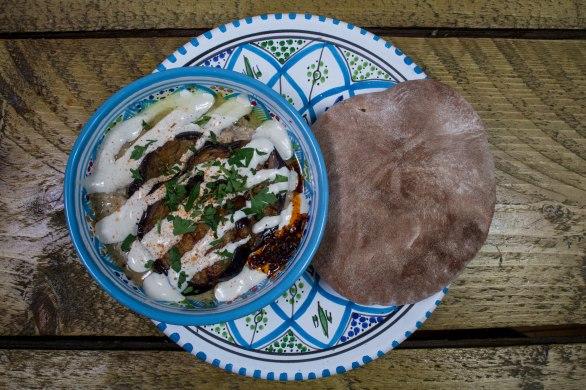 Hummus Aubergine