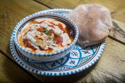 Hummus Shakshuka