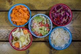 Unlimited Salad Bar